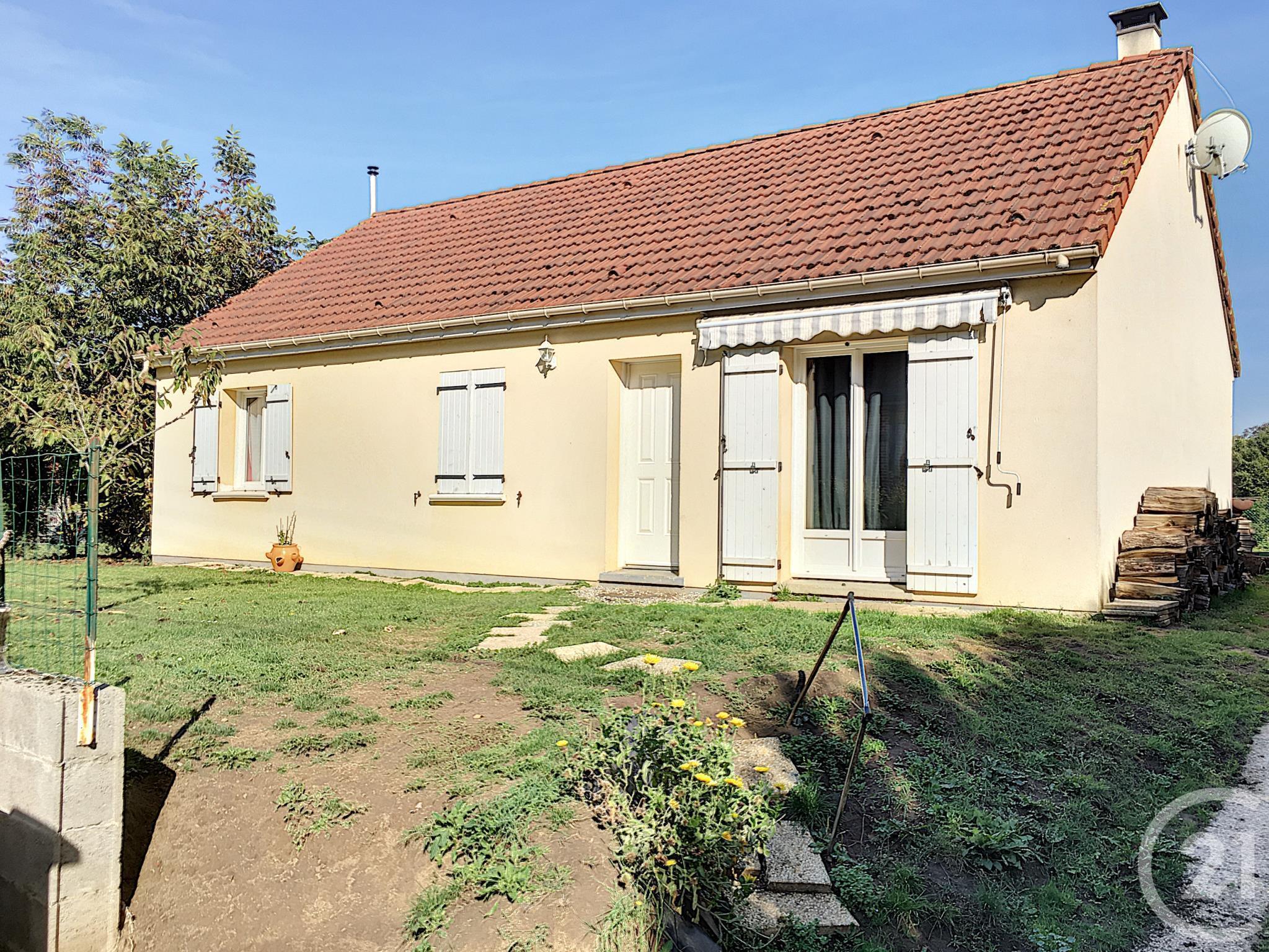 Maison à vendre - 5 pièces - 88 m2 - BOULOGNE LA GRASSE - 60 - PICARDIE 5a0e03e9f077